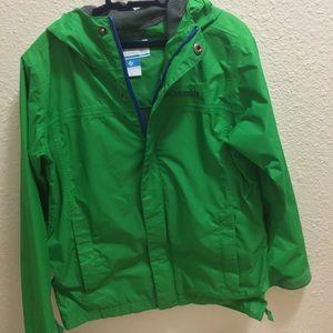 Columbia sportswear jacket boy